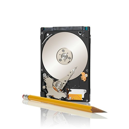 Seagate Momentus Thin 2.5inch SATA 3Gb/s 320GB 5400rpm 16MB 7mm 4Kセクター ST320LT012