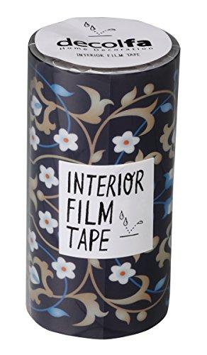 ニトムズ インテリアフィルムテープ <br />100mm decolfa シノワズリ/ブルー M3857