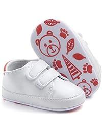 Aijoo ベビーシューズ 男の子 女の子 子供 おしゃれ ニーカー 歩行サポート 滑り止め キッズ 子供靴 屈曲性 赤ちゃん 可愛い 歩行練習 軽量 カジュアル
