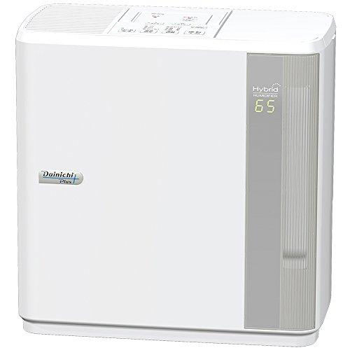 ダイニチハイブリッド式加湿器ホワイトHD-5016-W