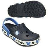 crocs ボーイズ サンダル crocs クロックス サイズ17.5cm サンダル キッズ お取り寄せ商品 Mickey clog (CR202690-410)