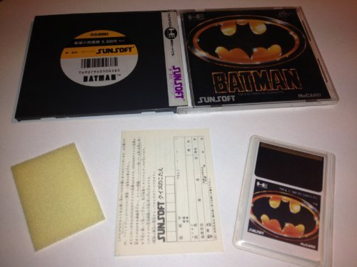 バットマン 【PCエンジン】
