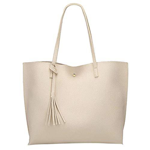 ハンドバック ウーマン 通勤 bag A4サイズ 使いやすい ショッピング アクセサリー トートバッグ 淑女 無地 軽くて丈夫 リュックサッ バッグ liqiuxiang