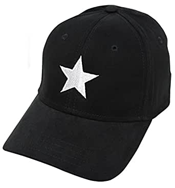 Gents (ジェンツ) LONE STAR フレックスフィットキャップ 【L ブラック】 [並行輸入品]