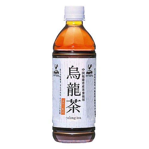 神戸居留地 烏龍茶 500ml×24本
