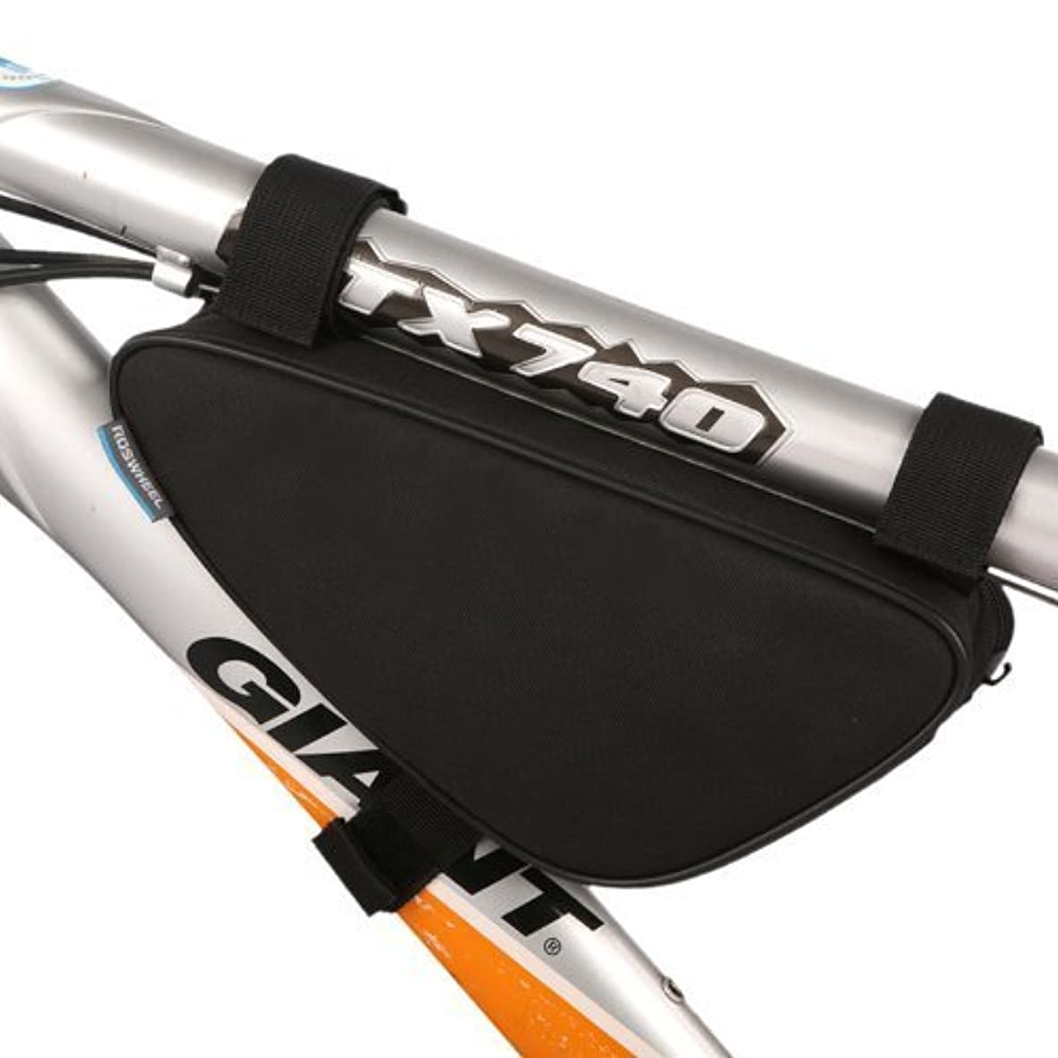 緩む習慣ヒゲロスホイール新サイクリング自転車バイクバッグトップチューブトライアングルバッグフロントサドルフレームポーチアウトドア