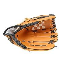 WINOMOソフトボール野球バッティンググローブ11.5-inch (イエロー)