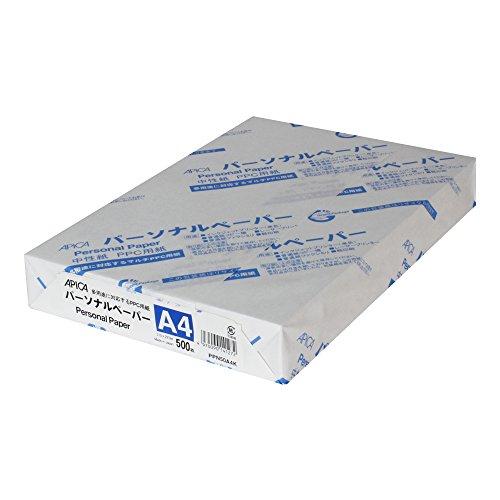 アピカパーソナルペーパー(APP用紙) A4 500枚 PPN50A4K
