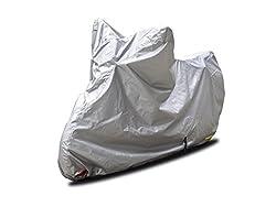 【Amazon.co.jp限定】 OSS ( 大阪繊維資材 ) 高機能 スマートバイクカバー M-Lサイズ AMZBC01-1