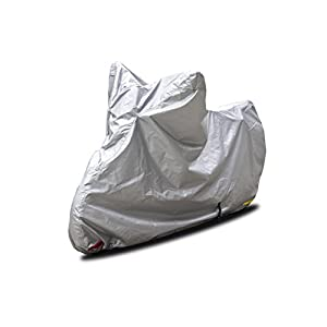 【Amazon.co.jp限定】 OSS ( 大阪繊維資材 ) 高機能 スマートバイクカバー 5L-6Lサイズ AMZBC01-4