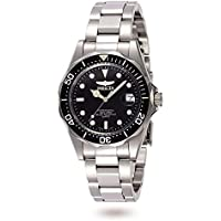 Invicta Men's 8932 Year-Round Analog Quartz Silver Watch