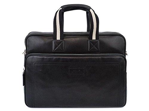 [BALLY]バリー ビジネスバッグ 6199453 THORON BLACK ブラック...