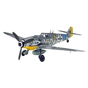 タミヤ 1/48 傑作機シリーズ No.117 ドイツ空軍 メッサーシュミット Bf109 G-6 プラモデル 61117