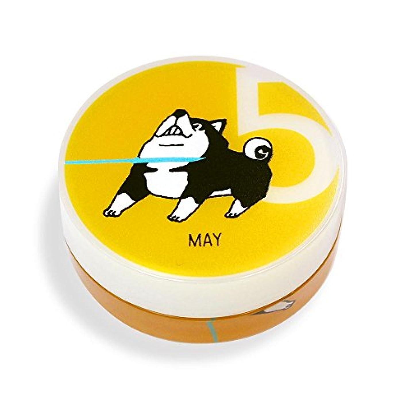 ストライド閉塞億しばんばん フルプルクリーム 誕生月シリーズ 5月 20g