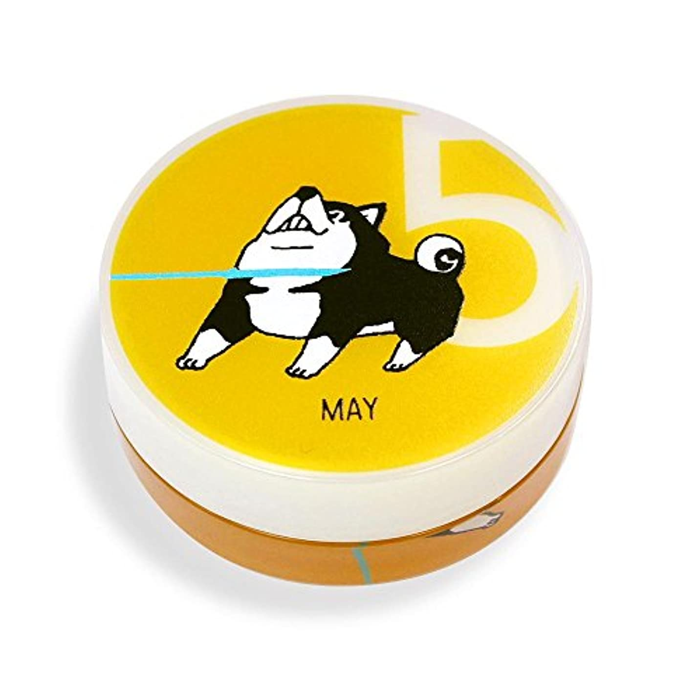 伝染病モンゴメリーロータリーしばんばん フルプルクリーム 誕生月シリーズ 5月 20g