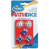 ThinkFun Maths Dice Game