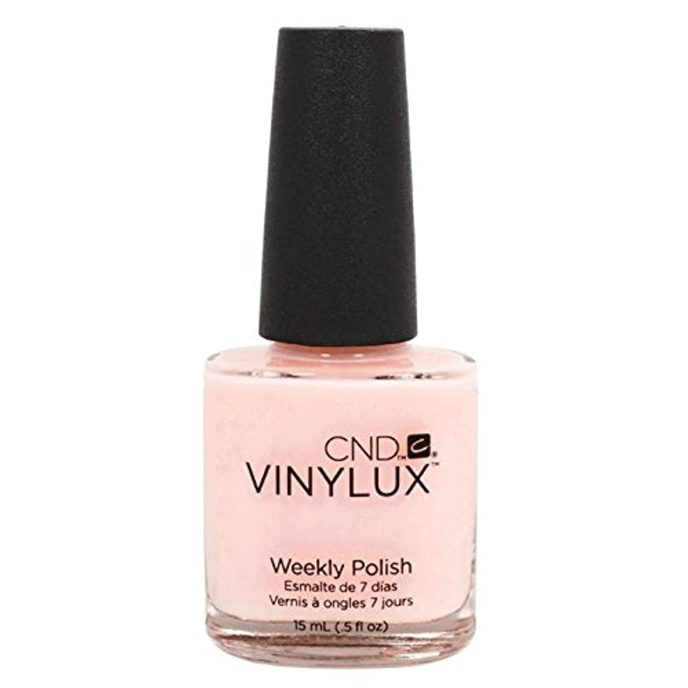 増幅器プロフィール慈悲CND Vinylux Manicure Lacquer _ Negligee #132 _15ml (0.5oz)