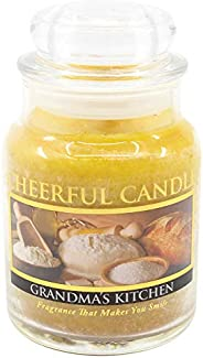 A Cheerful Giver 6oz Grandma's Kitchen Cheerful Jar Candle