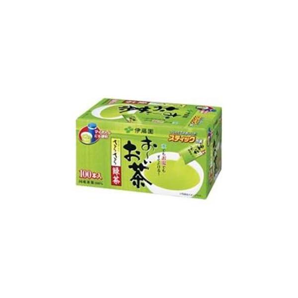 伊藤園 おーいお茶 さらさら緑茶の商品画像
