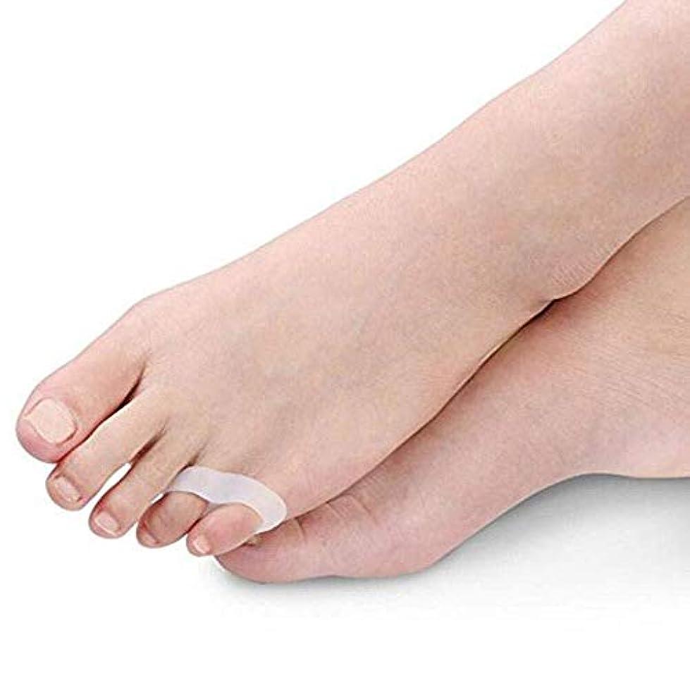 多様体麦芽寛大な内反小趾 サポーター 足指分離パッド 小指サポーター 内反小趾矯正 内反小趾対策 歩行の負担を軽減 衝撃吸収 足指広げケア セパレーター フィットケア グッズ 男女適用 おしゃれ 人気
