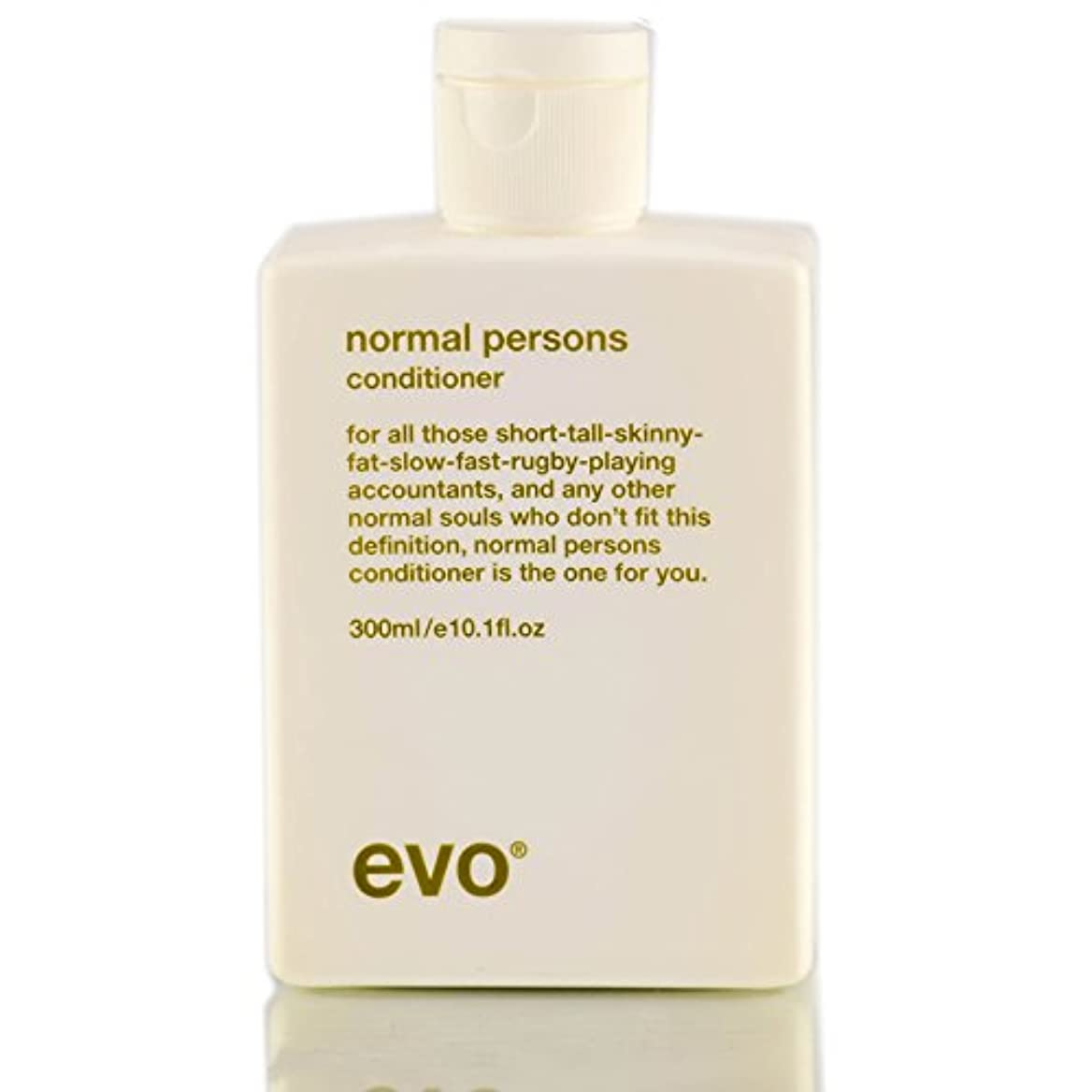 勤勉な二層値Normal Persons Daily Conditioner (For All Hair Types Especially Normal to Oily Hair) - 300ml/10.1oz