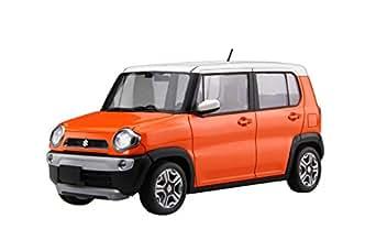 フジミ模型 1/24 車NEXTシリーズ No.2 スズキ ハスラー (パッションオレンジ) 色分け済み プラモデル 車NX2