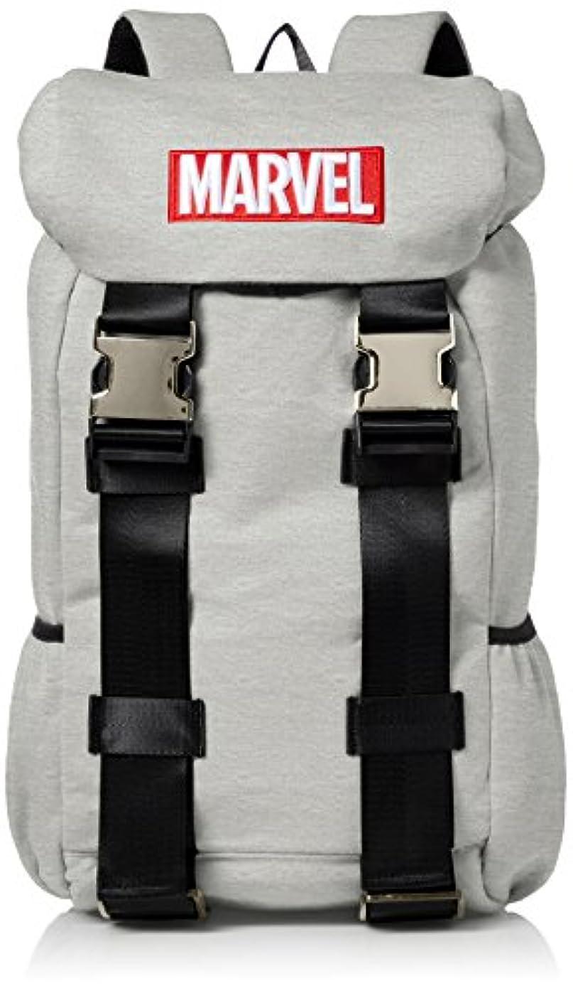 保険をかけるマグ機動[マーベル] リュック デイパック カバン かばん 鞄 バックパック マーベル ロゴ レディース メンズ ユニセックス アメコミ MV-MBBKW05