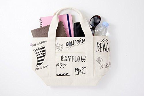 BAYFLOW surf tote bag book (バラエティ)
