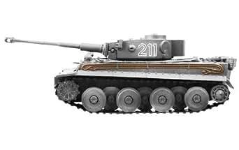 青島文化教材社 1/72 RC VS タンクS03 タイガーI ID1