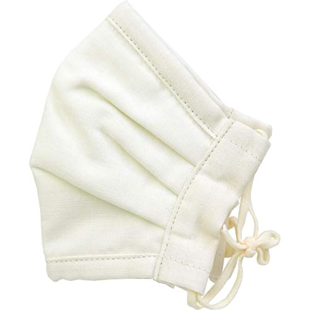 ニッケル議論する暖炉さらふわマスクダイヤドビー 敏感肌用 アイボリー ふつうサイズ 1枚入(単品)
