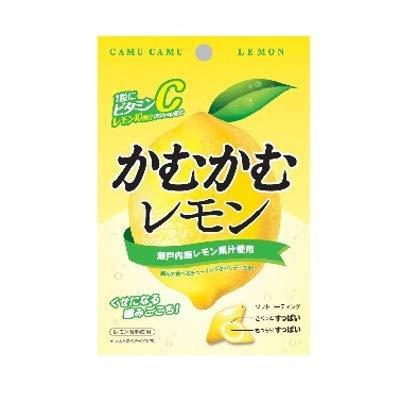 三菱食品 かむかむ レモン 30g 10コ入り