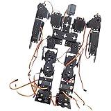 SM SunniMix ロボットキット 歩行サーボブラケットキット ヒューマノイド 二足歩行 高さ約40センチ 組み立て