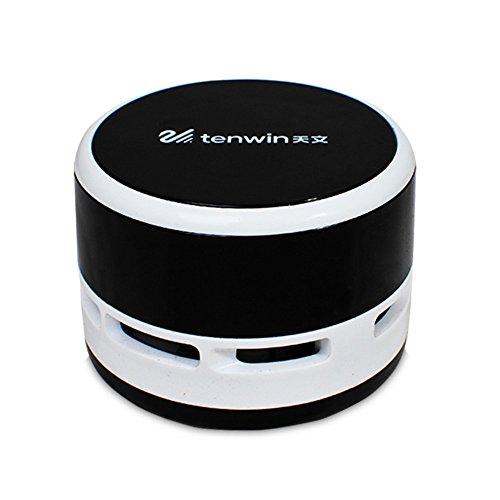 ミニ掃除機 乾電池式卓上クリーナー 強力吸引 クイッククリー...