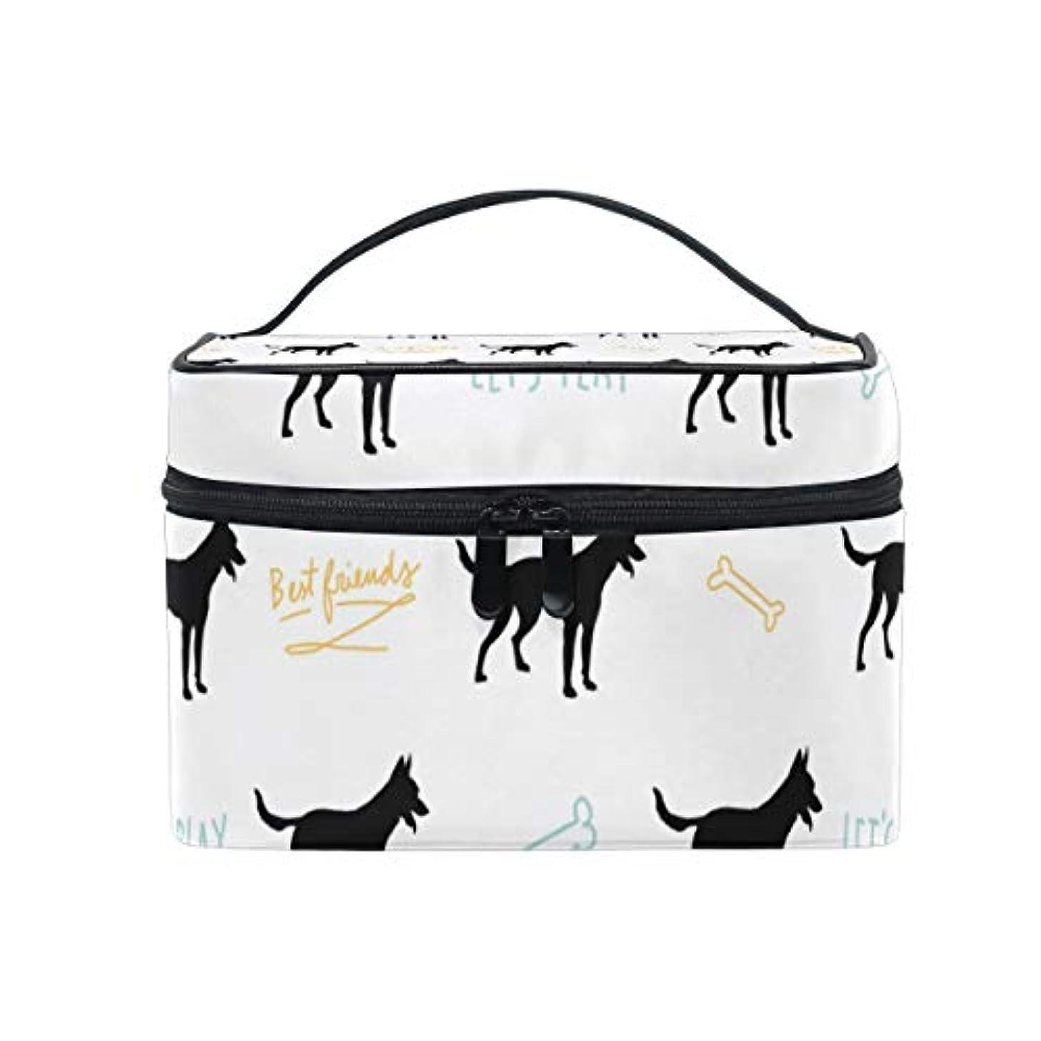 問題やろうラックメイクボックス ベルギー-マリノア 柄 化粧ポーチ 化粧品 化粧道具 小物入れ メイクブラシバッグ 大容量 旅行用 収納ケース