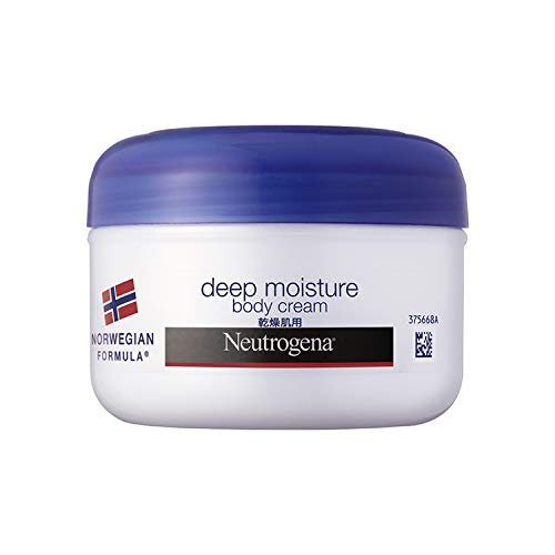 Neutrogena(ニュートロジーナ) ノルウェーフォーミュラ ディープモイスチャー ボディクリーム 乾燥肌用 微...