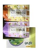 お茶ギフト 煎茶9g・焙茶10g 各種15個 急須又はボトル用 箱入り