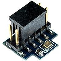 Nooelec Tiny TCXO:HackRF用0.5PPM TCXOモジュール HackRF&GSGアクリルエンクロージャ用Nooelecアルミニウムエンクロージャと互換性のあるプラグアンドプレイ。 0.5PPM、超低位相ノイズ、超低プロファイル