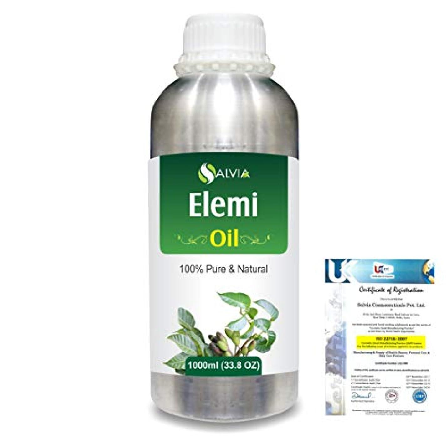 Elemi (Canarium vulgare) 100% Natural Pure Essential Oil 1000ml/33.8fl.oz.