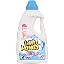 Cold Power Sensitive Pure Clean, Liquid Laundry Detergent, 1 Liter