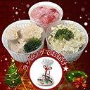【12/19以降発送可】クリスマスディナーセット 愛犬用クリスマス手作り食