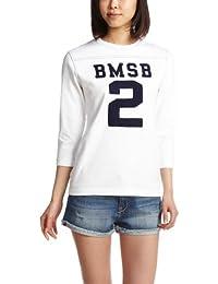 (ビームスボーイ) BEAMS BOY 【FUDGE 5月号掲載】 テンジクフットボール 3/4T