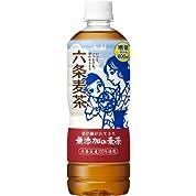 アサヒ 六条麦茶 600ml(増量ボトル)×24本