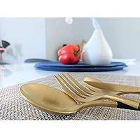 食器セット ステンレススチール ゴールド DBGB16