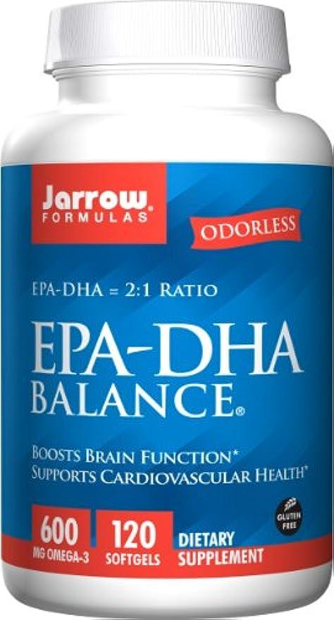 容器冗長無実EPA-DHAバランス 120Softgels