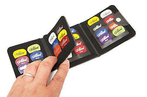 shopk2z smartZ ピックケース 40枚収納可能 汎用式ピックケース 財布(ウォレット)型