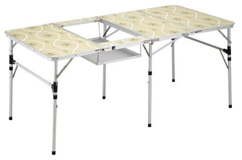 コールマン(Coleman) テーブル スリム四折BBQテーブル 170-7638