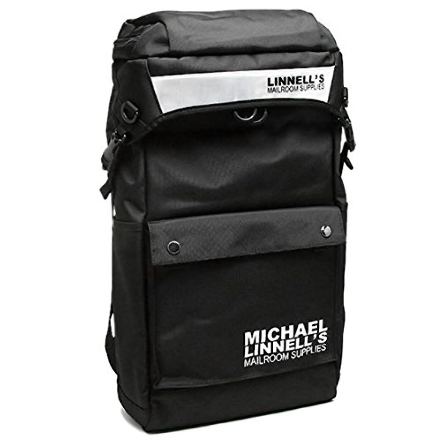 温かい令状通信網[マイケルリンネル] メンズ リュック MICHAEL LINNELL ML-013 約34L ホワイト [並行輸入品]