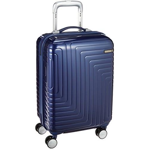 [アメリカンツーリスター] スーツケース DARTZ ダーツ スピナー55 33L 2.9kg 機内持込可 保証付 機内持込可 保証付 32L 55cm 2.9kg AN4*41001 41 ネイビー