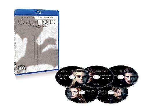 ゲーム・オブ・スローンズ 第三章:戦乱の嵐-前編- コンプリート・セット(5枚組) [Blu-ray]