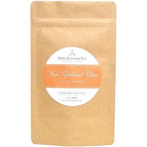 ハニーマザー ハーブティー 紅茶 ティーバッグ(15包入)【ニュージーランドチャイ】栽培期間中 農薬・化学肥料不使用